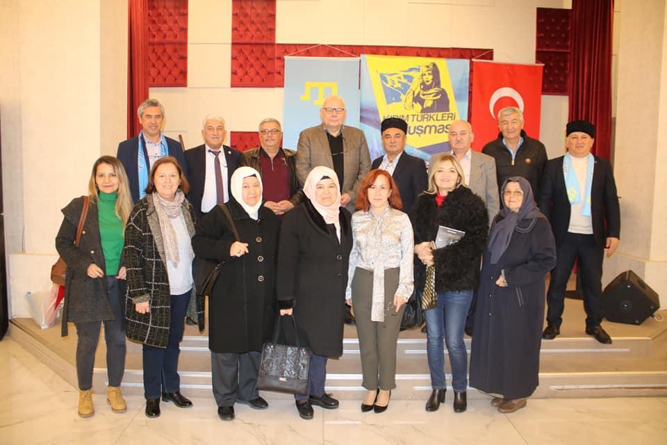 Sakaryalı Kırımlı Türkler Kocaeli'nde birlik beraberlik içinde…