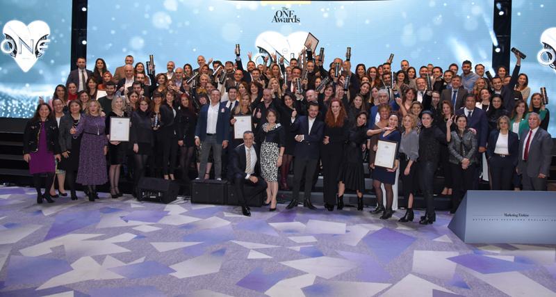 Yılın İtibarlıları Ödüllerine Kavuştu