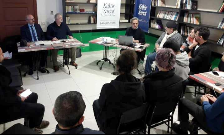 Türkiye Yazarlar Birliği Sakarya Şubesi 2020 yılının 1. Etkinliği gerçekleştirdi.