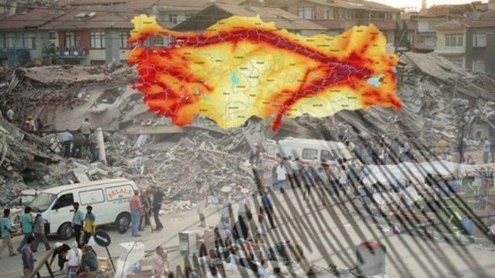 Başka Canlar Yanmadan Tüm Türkiye'de Kentler Depreme Hazırlansın