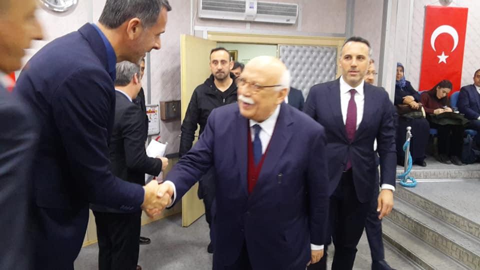 "Prof. Dr. Nabi Avcı""Enformatik Cehalet""i anlattı"