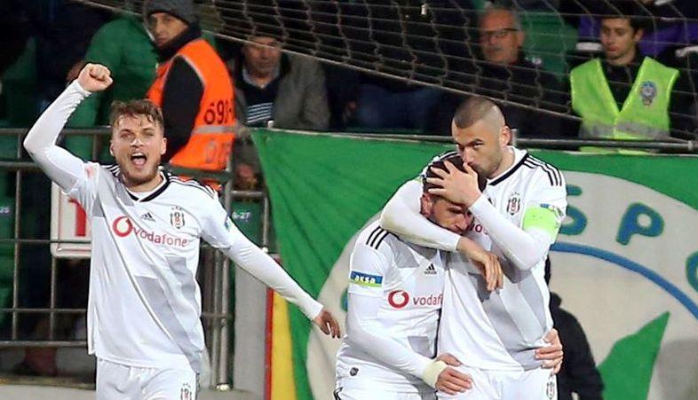 Sergen Yalçın Farkıyla Beşiktaş'ın Yüzü Güldü