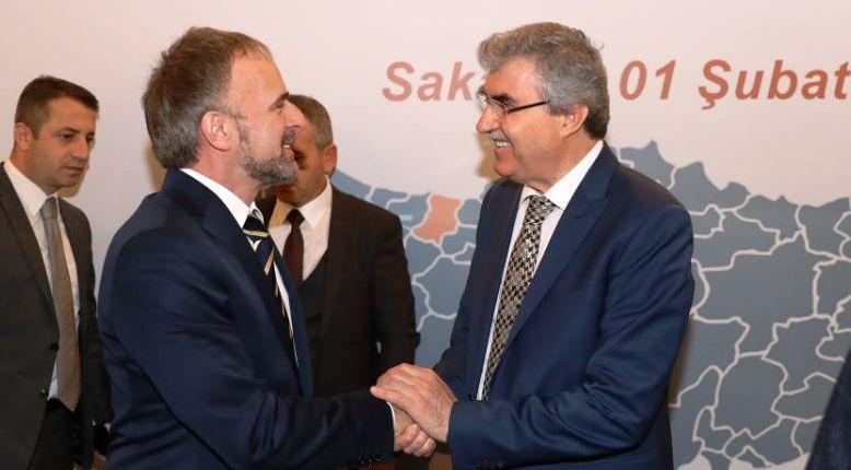"""""""Kültür Vadisi ile Türk coğrafyası Sakarya'da buluşacak"""""""