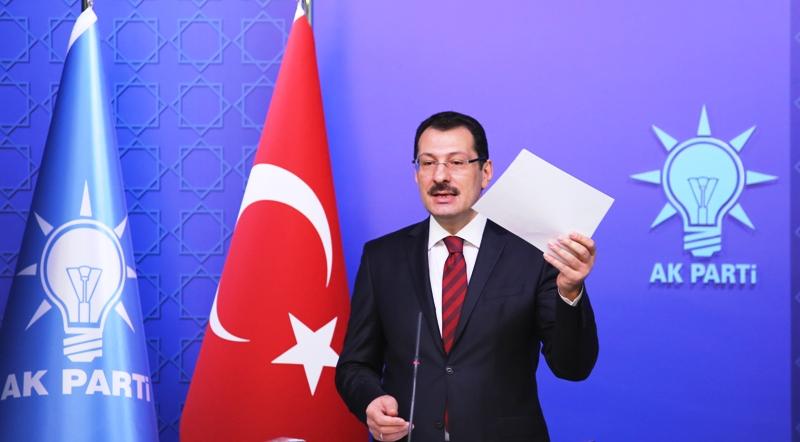 """Milletvekili Ali İhsan Yavuz"""" Özkoç'un Kafaları karıştırmaya çalışmasının sebebini anlıyor musunuz?"""