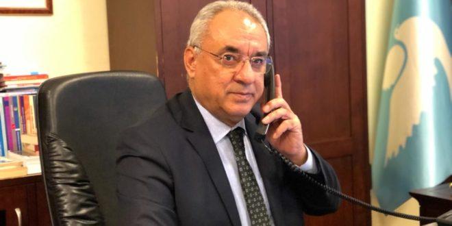 DSP Genel Başkanı AKSAKAL'dan KKTC'ye Mesaj.