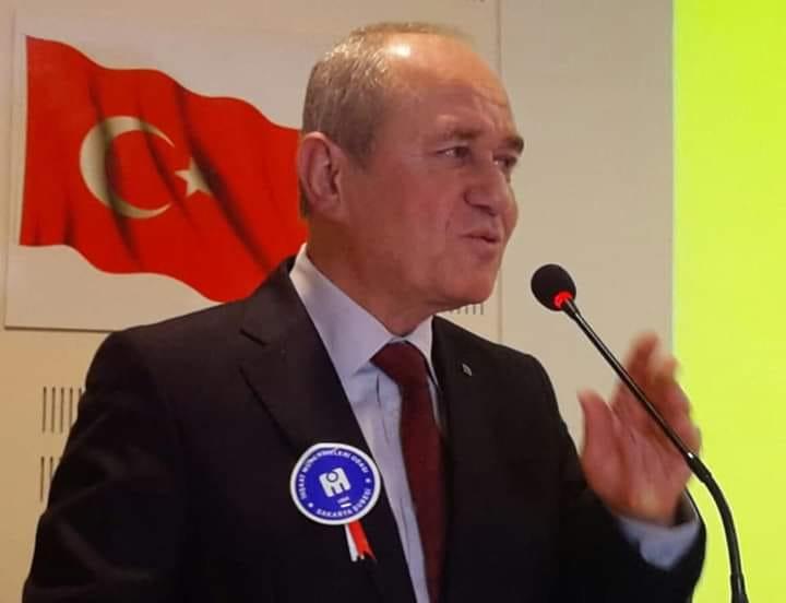 İMO Başkanı Hüsnü Gürpınar'dan Ramazan Bayramı  mesajı
