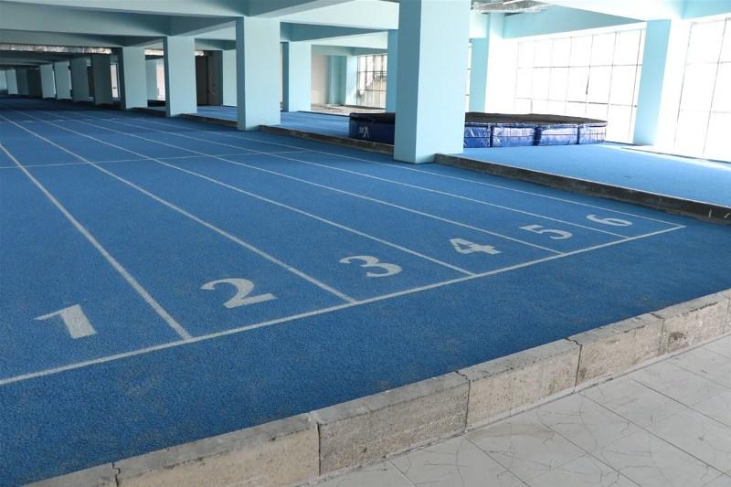 Kapalı Atletizm'de Türkiye'nin En İyisi