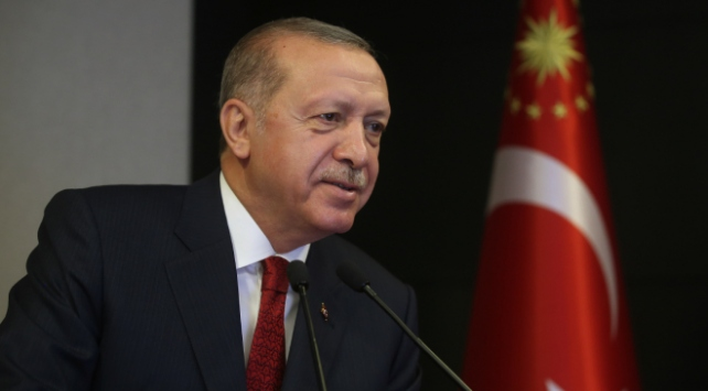 Cumhurbaşkanı Erdoğan'dan Dünya Biyolojik Çeşitlilik Günü mesajı