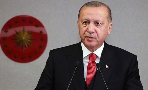 Cumhurbaşkanı Erdoğan, KabineToplantısı sonrası açıklama yaptı