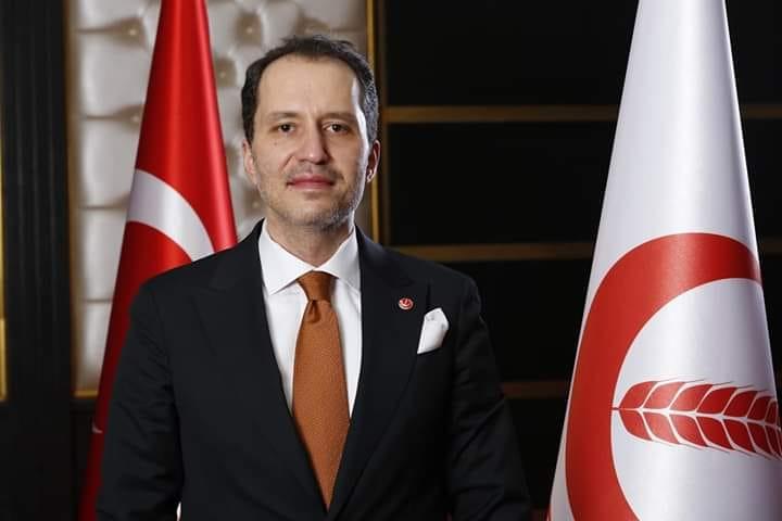 Fatih Erbakan'dan iftiralara sert cevap