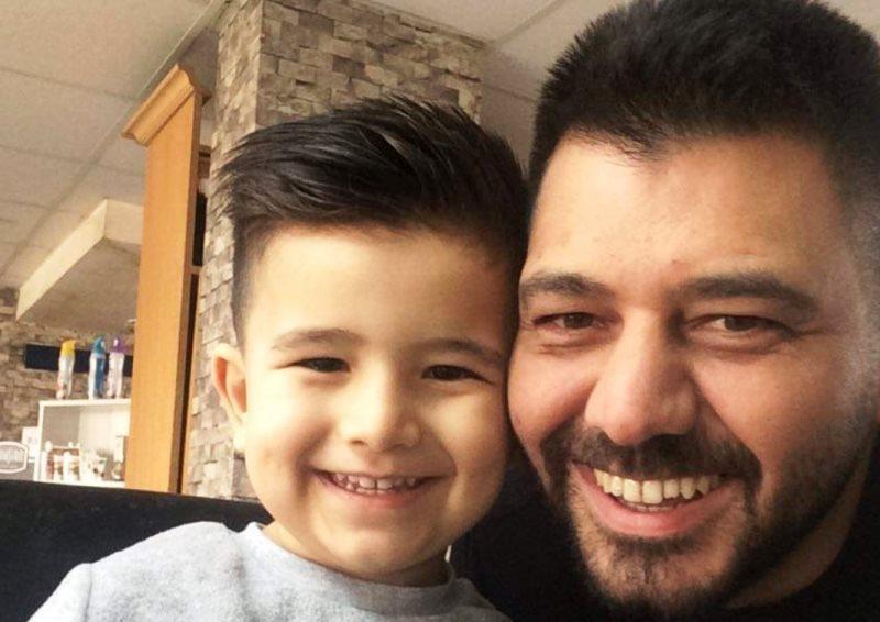 iki grup arasında çıkan kavgaya müdahale eden polis memuru Erman Özcan (37) şehit oldu.