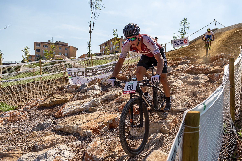 2020 Dünya Dağ Bisikleti Maraton Şampiyonası'nın  tanıtım programı