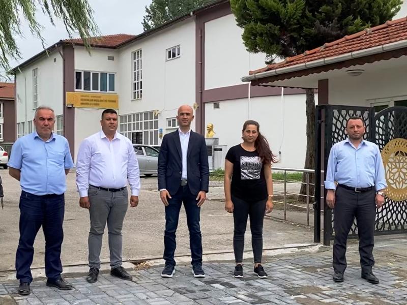 Serbes: Okullarda çalışan güvenlikçiler iki kez mağdur ediliyor