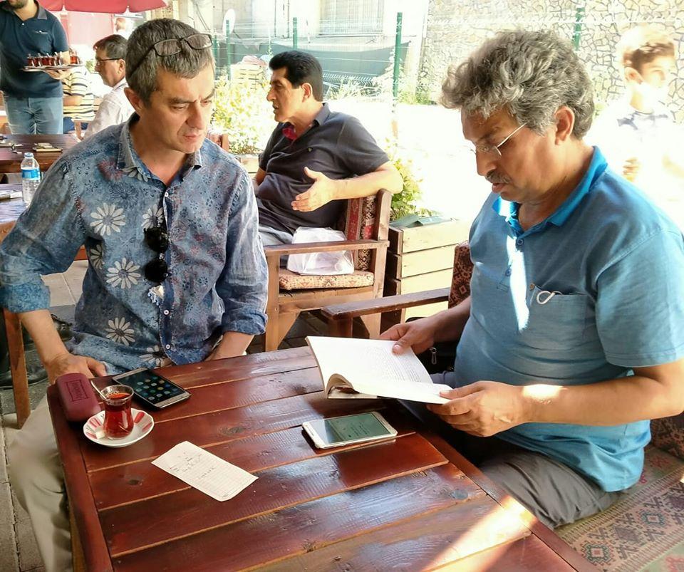 """Fehmi DUMAN Kara Kıta'dan Notlar Bir """"Broker'in Anıları Kitabının Yazarı Fatih ALAŞOĞLU ile konuştu"""