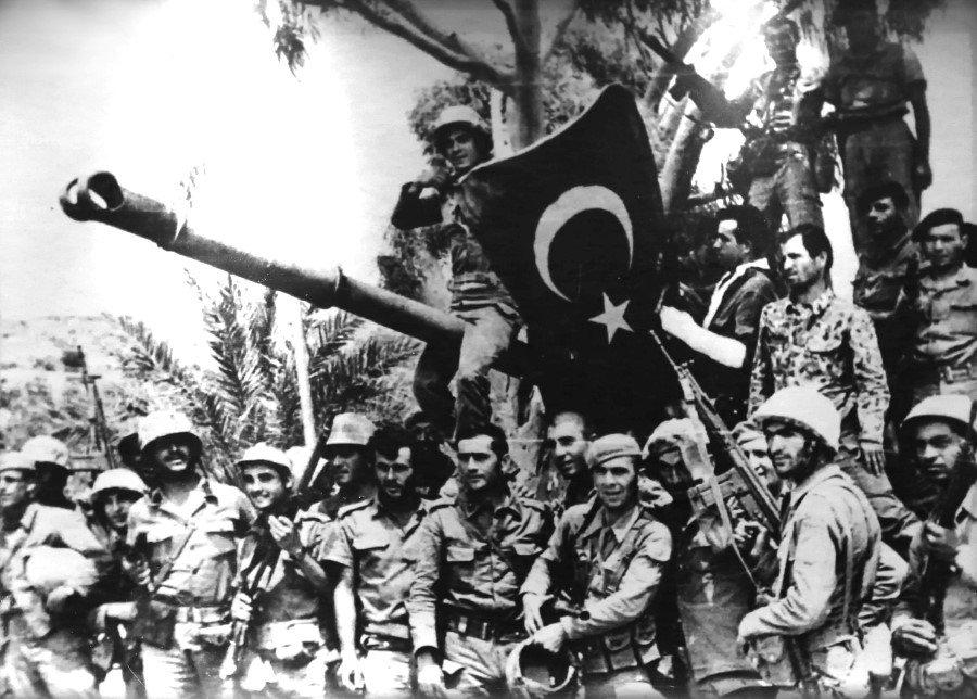 Kıbrıs Barış Harekâtı'nın 46. yıldönümü…