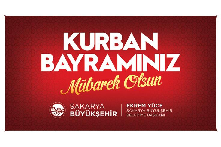 """Ekrem YÜCE""""Kurban Bayramımız mübarek olsun"""""""