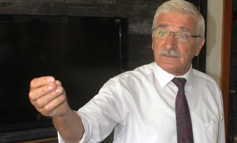 "Fahrettin Abay; ""Sakarya Kaderine Terkedildi…"""