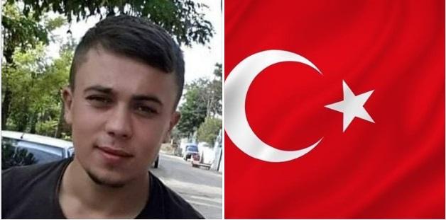 Pençe Kaplan harekatı bölgesinde  Piyade Uzman Çavuş Süleyman Ural şehit düştü