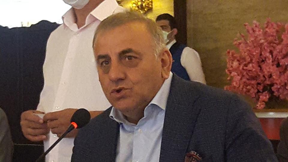 """Mehmet Erdoğan """"İktidar olmak için çalışıyoruz"""""""