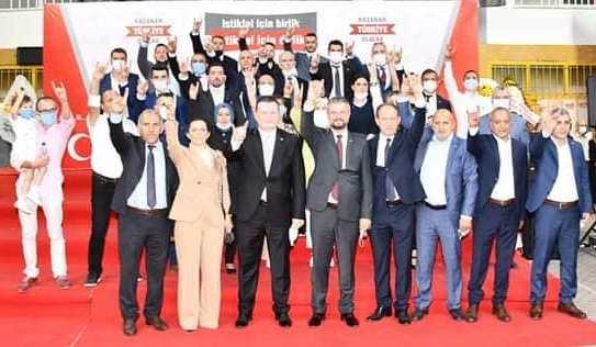 Ahmet Ziya Akar  2'nci kez başkan seçildi