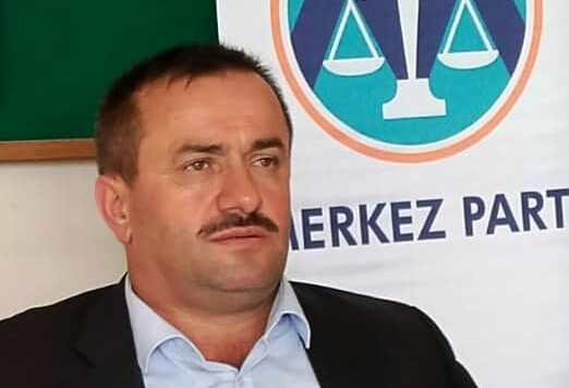 Merkez Parti Akyazı ilçe Başkanı Hüseyin Karasan oldu