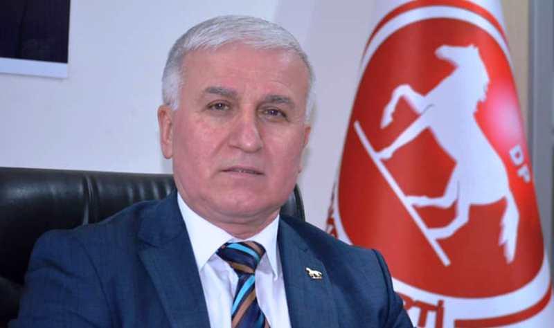 İsmail Ergül, 29 Ekim Cumhuriyet Bayramı dolayısıyla bir mesaj yayımladı.