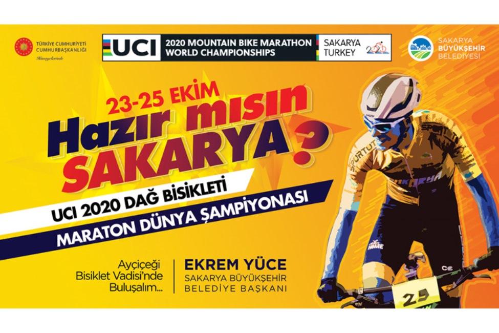 Ayçiçeği Bisiklet Vadisi 'Dünya Şampiyonası'na Hazır