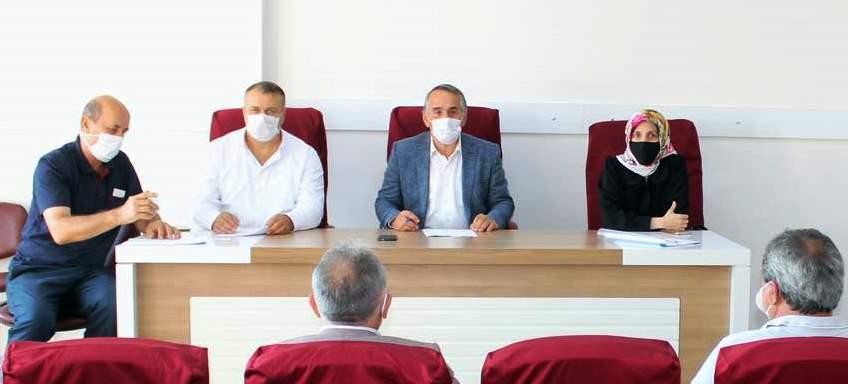 Arifiye Belediyesi Ekim ayı olağan meclis toplantısı gerçekleştirildi…