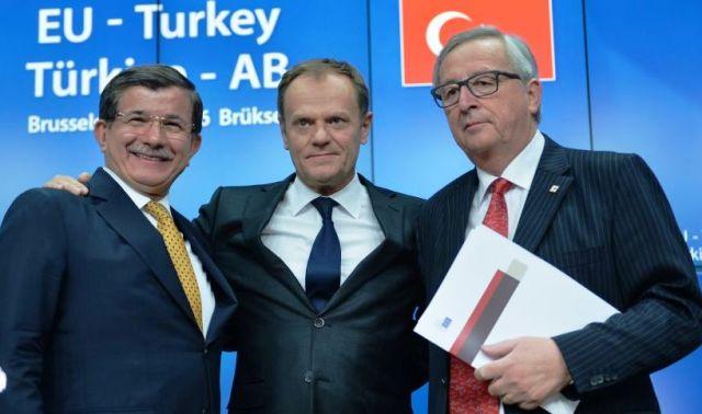 Türkiye ve AB arasında bir anlaşmaya vardık