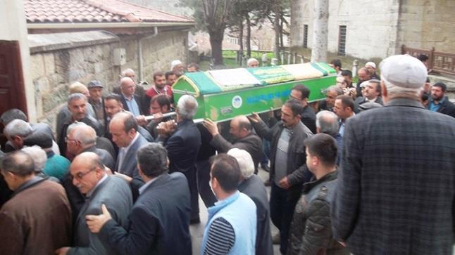 Ahmet Tezel'in Dedesi Celal Özdönmez vefat  Etti