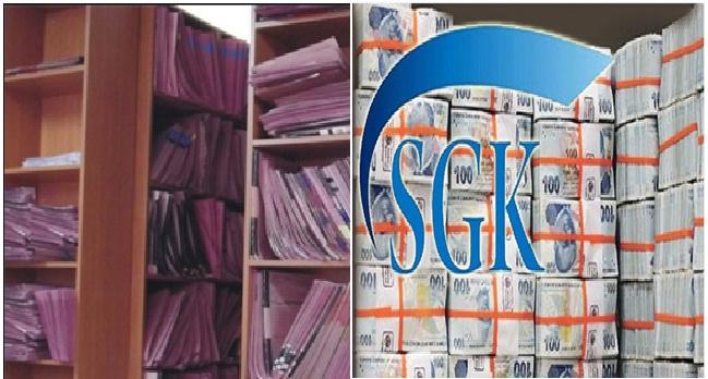 SGK  85 Milyar Liralık Prim Alacağı İçin Mesaiye Başladı