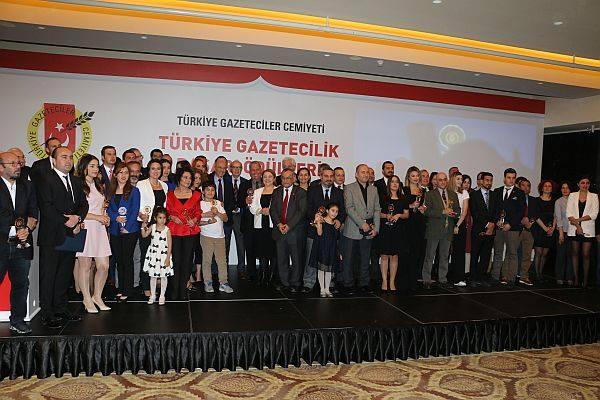 Türkiye Gazeteciler Cemiyeti yönetimi belirlendi