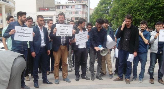 """Milli Türk Talebe Birliği""""Devletin Dini İslam'dır"""""""
