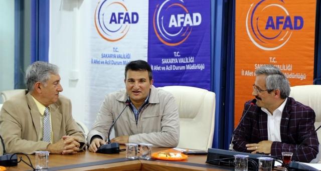 AFAD Sakarya Proje Hazırlama, İzleme ve Uygulama Toplantısı Yapıldı.