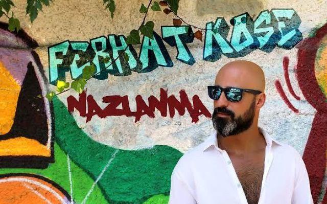 """Ferhat Köse, """"NAZLANMA"""" isimli şarkıyla karşınızda."""