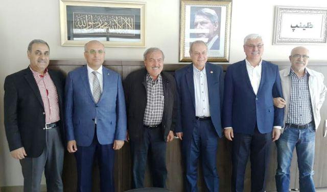 Mustafa İsen  Adapazarı'nda