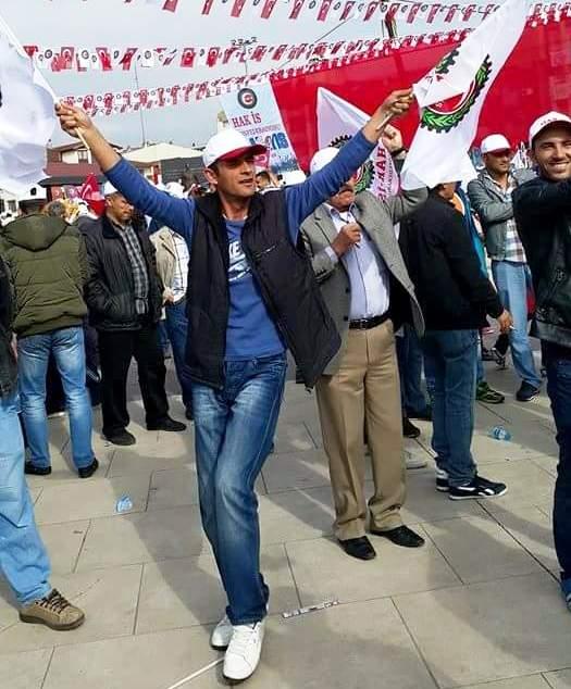 Sakarya'da 1 Mayıs Coşkusu