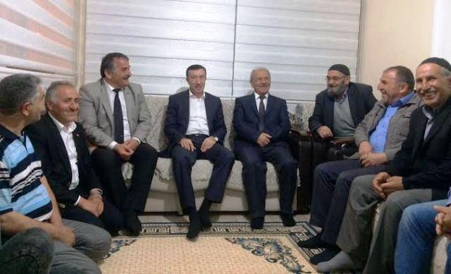 Hasan Ali Çelik'ten Arifiye'ye Sürpriz Ziyaret…