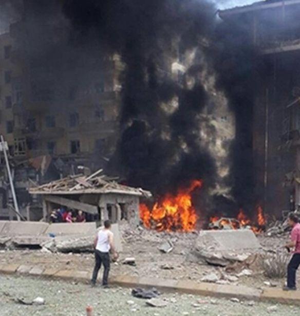 Abdullah Gül'ün 3 koruması aynı ilde şehit oldu