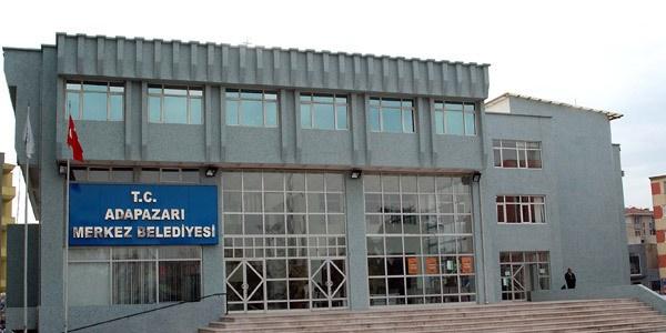 Adapazarı Belediyesi Kadir Çağrıcı'yı açığa aldı