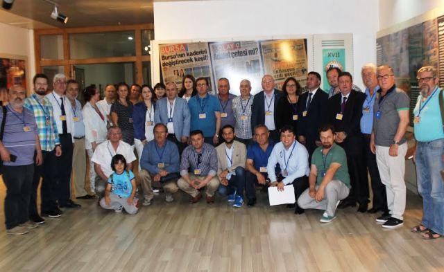 Marmara Gazeteciler Federasyonun'da Yeni Dönem