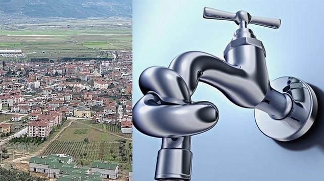 Pamukova'da Su  Garanti Kapsamında değil