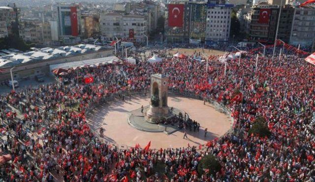 """Kılıçdaroğlu, """"Biz Taksim'e niçin geldik?"""