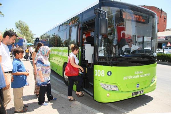 Toplu Taşımada Çok Koltuklu Otobüsler Mutlu Etti