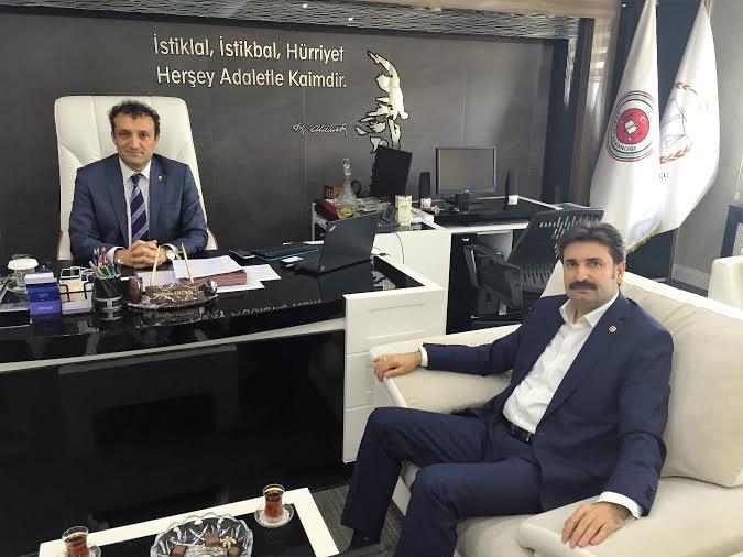 "Milletvekili Ayhan Sefer Üstün""Doğrudan mağduriyet yaşadım"""