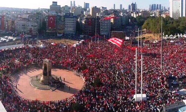 """""""Türkiye'nin geleceğine  Güveniyoruz…"""""""