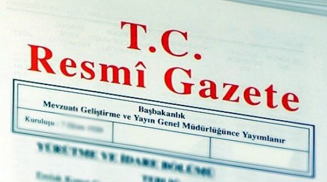 OHAL kararı Resmi Gazete`de yayınlanarak resmen yürürlüğe girdi