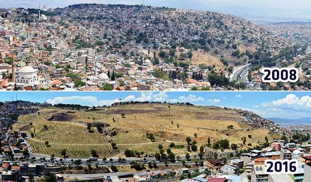 İşte İzmir Büyükşehir Belediyesi  farkı