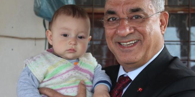 DSP Genel Başkanı Önder AKSAKAL'ın Bayram Mesajı