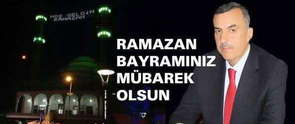 Ahmet Basa, Ramazan Bayramı dolayısıyla kutlama mesajı yayımladı.